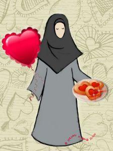 Ilustrasi. (Foto : muslimahbeauty.deviantart.com/)