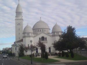 Gereja masjid Pau